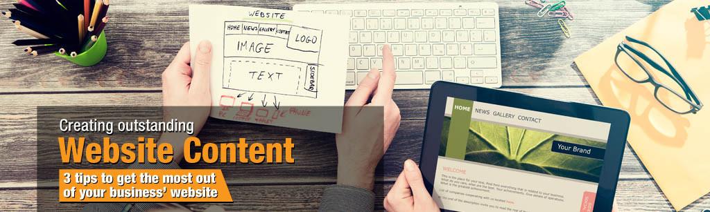 Web Design Toronto - Content Creation