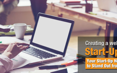 Creating a Website for a Start-Up Business