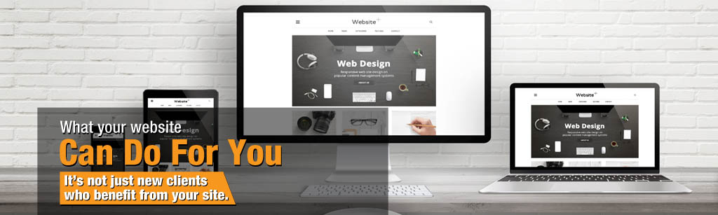 What Your Site Can Do For You